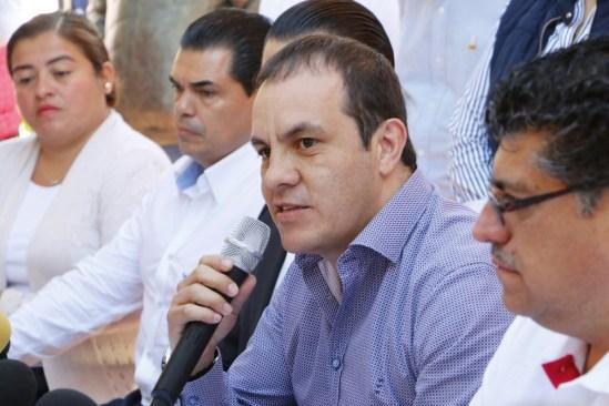 Niega esconderse de la justicia Cuauhtémoc Blanco