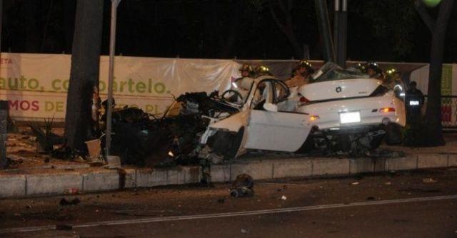 Esto dijo el conductor de BMW luego del terrible accidente