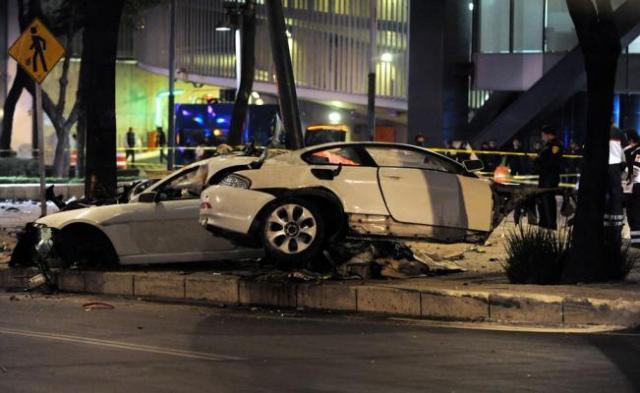 """Conductor del BMW probó diversas drogas para """"seguir en ambiente"""""""