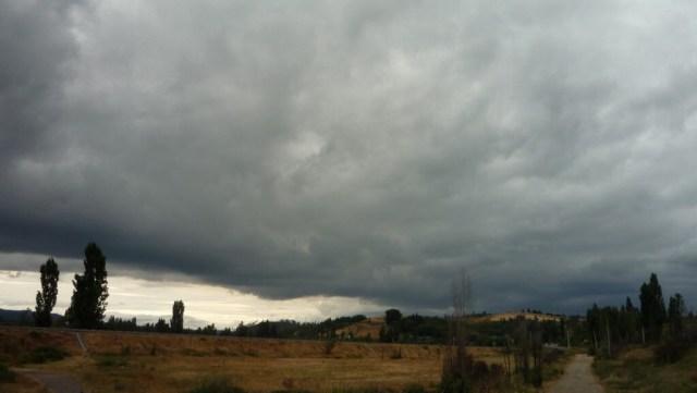 Se prevén fuertes vientos y cielo nublado en gran parte del país