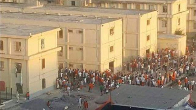 Nuevamente reportan disturbio en Penal de Topochico