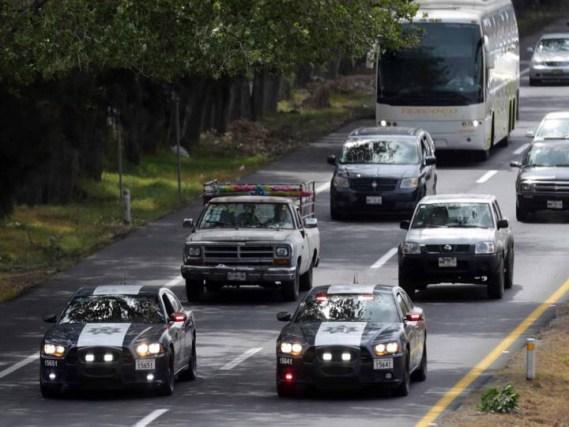 Refuerza PF vigilancia en carreteras por puente