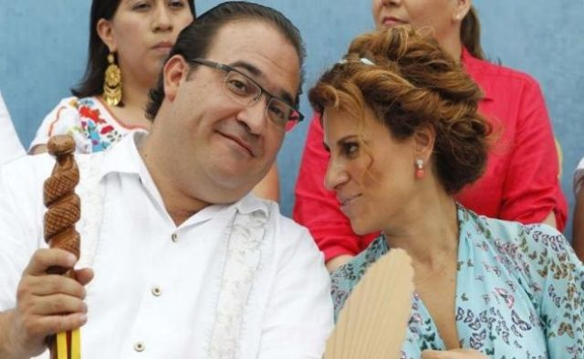 Así era la red de Karime Macías, esposa de Javier Duarte
