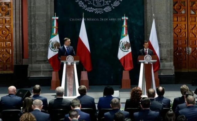 México y Polonia avanzan en relación a estratégica