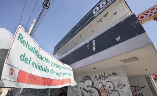En el abandono la mayoría de los Tecallis en Toluca