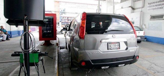 Podrán verificarse en Morelia autos con placas del Edomex
