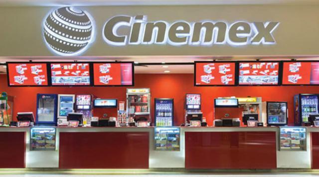 Cinemex inaugura su primer sala de cine en EU