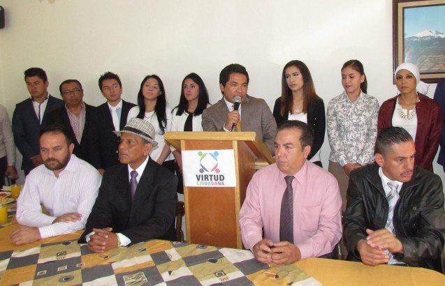 Denuncia Virtud Ciudadana a Vázquez Mota ante PGR por presunto desvío de recursos