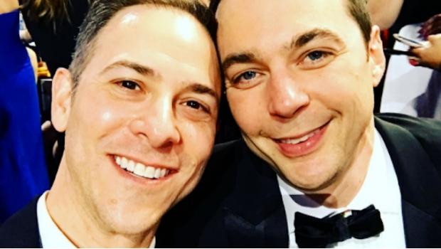 Jim Parsons y Todd Spiewak se casan