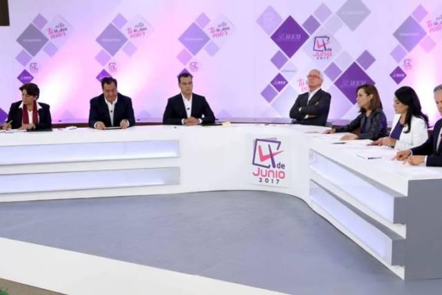 Todo listo para el segundo debate organizado por el IEEM
