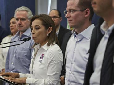 Familia de Vázquez Mota no está exonerada: PGR