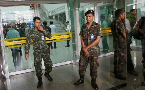 Bombazo en hospital deja 21 heridos en Tailandia