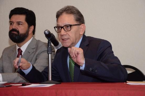 Barrera Baca habrá  de convertirse en el nuevo rector de la UAEM este domingo