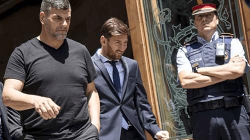 Condena a 21 meses de cárcel a Lionel Messi por fraude fiscal