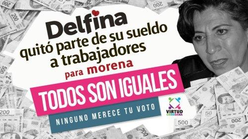 Ninguno partido merece votos: campaña de Virtud Ciudadana