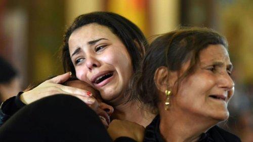 Más de 20 muertos por atentado contra cristianos en Egipto