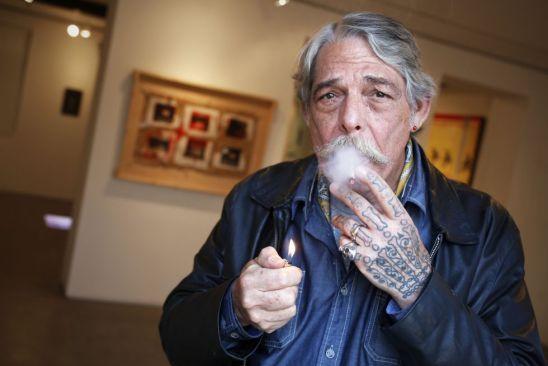 Falleció el artista plástico Felipe Ehrenberg
