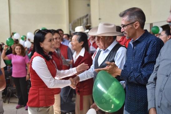 Alfredo Del Mazo está comprometido con la seguridad de los mexiquenses: Alejandra Del Moral