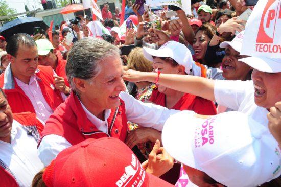 Habrá universidad en Teoloyucan, compromete Alfredo Del Mazo