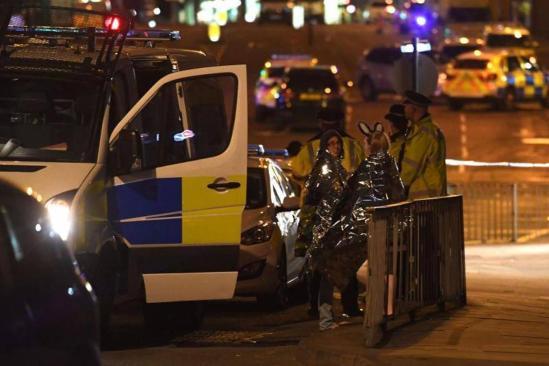 Van 7 detenidos en atentado en Manchester