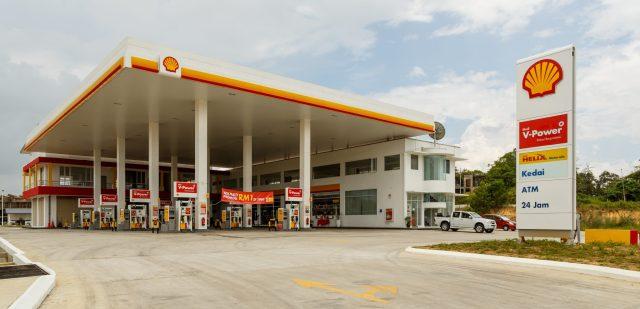 Gasolinera Shell abrirá gasolinera en México