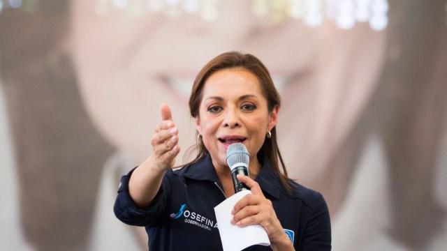 50 millones de pesos ha gastado en un mes de campaña Josefina