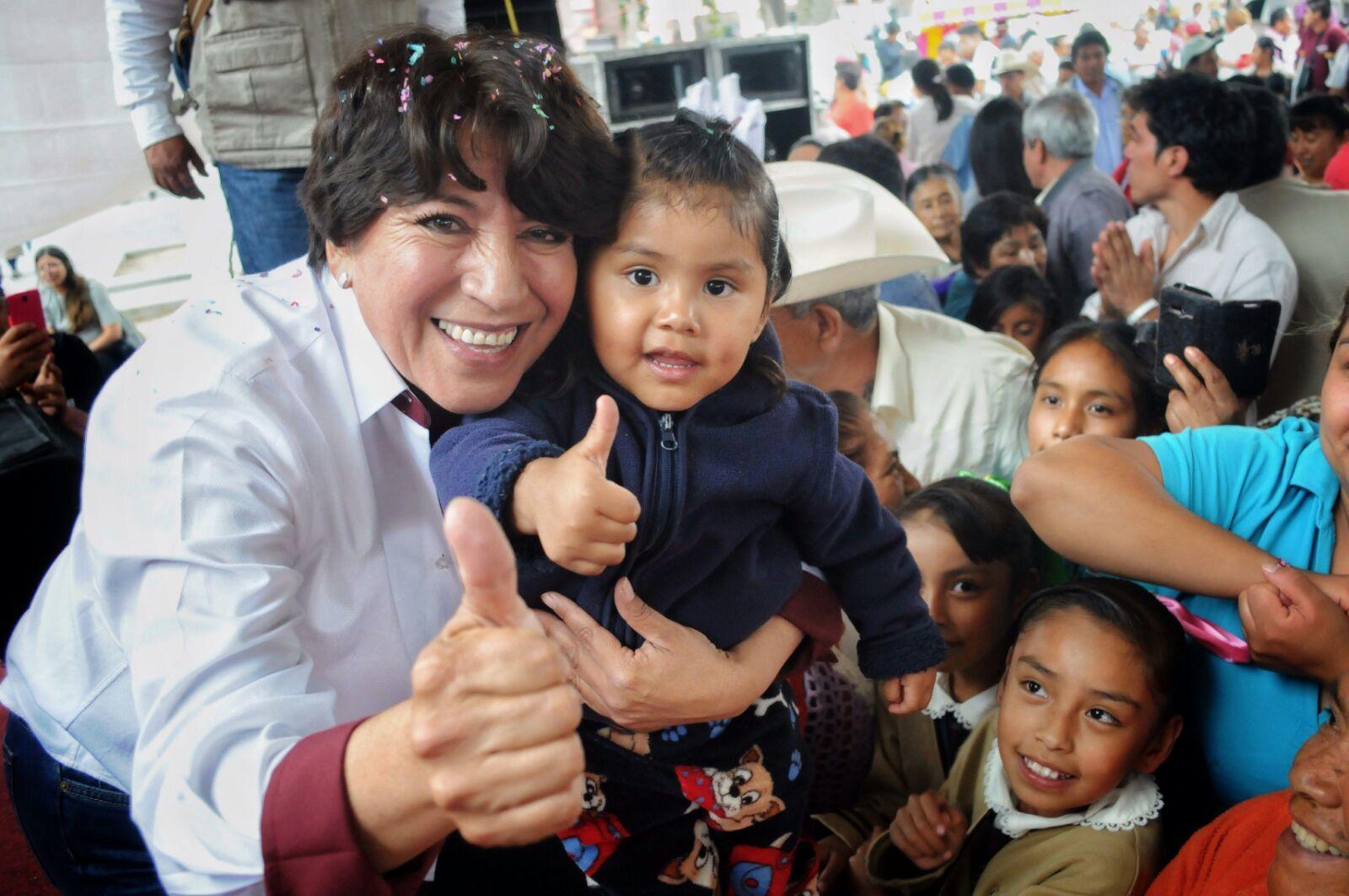 """Candidato del PT declina a favor de Delfina Gómez en Edomex"""""""