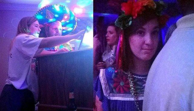 """Fiestas """"antimexicanas"""" en Universidad de Baylor"""