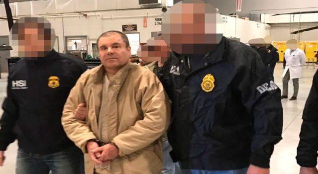 En abril de 2018, será el juicio de 'El Chapo' en EU