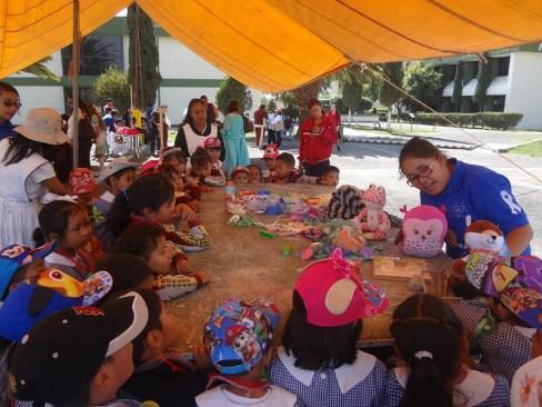 Valle de Chalco de UAEM realizó Semana de la Infancia
