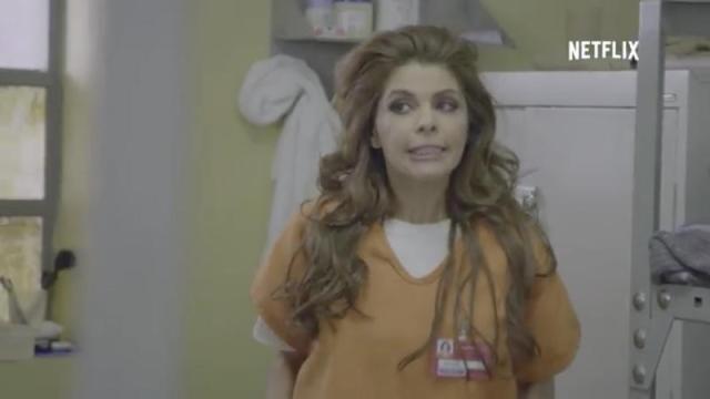 Soraya Montenegro regresa a la prisión de OITNB