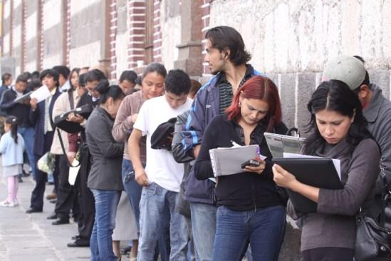 Querétaro y Tabasco lideran desempleo en abril