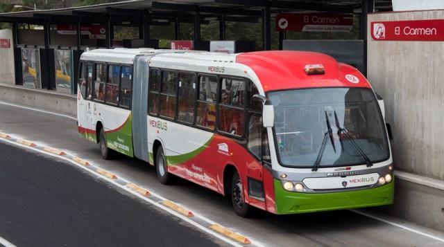 Mexibús y Mexicable dan servicio gratuito por contingencia ambiental