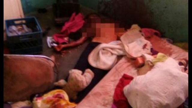 Hallan sin vida a mujer junto a su niña de 2 años en Ixtapaluca