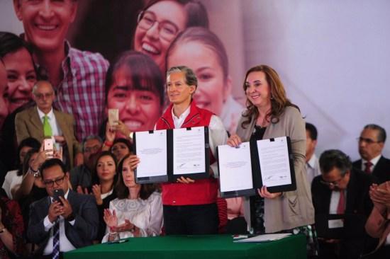 Del Mazo promoverá ley del fomento a las actividades de la Sociedad Civil