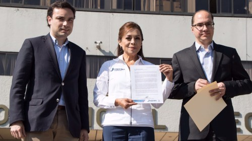 Exige Josefina Vázquez Mota al INE atraer la elección del Estado de México