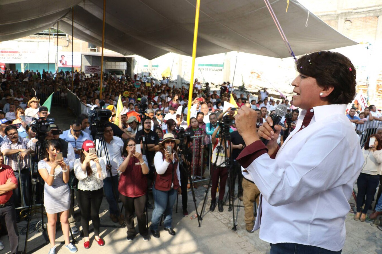 Cada vez que Morena se corrompe AMLO anuncia veda: Ochoa Reza