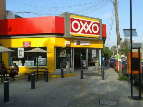Oxxo llegá a Chile
