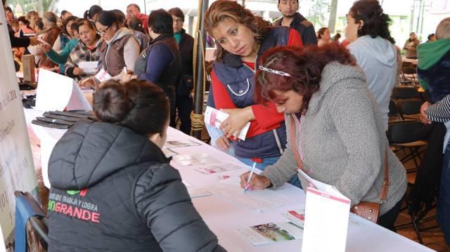 Zinacantepec se realizan jornadas multidisciplinarias