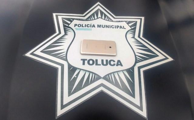 Detiene Policía de Toluca a sospechoso por robo en la colonia el Seminario