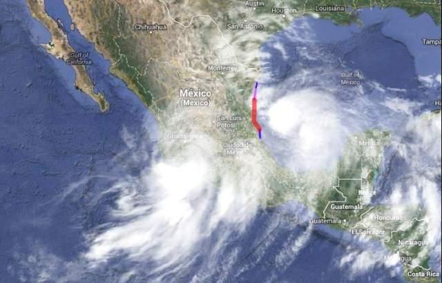 Esperan los huracanes más intensos entre septiembre y octubre