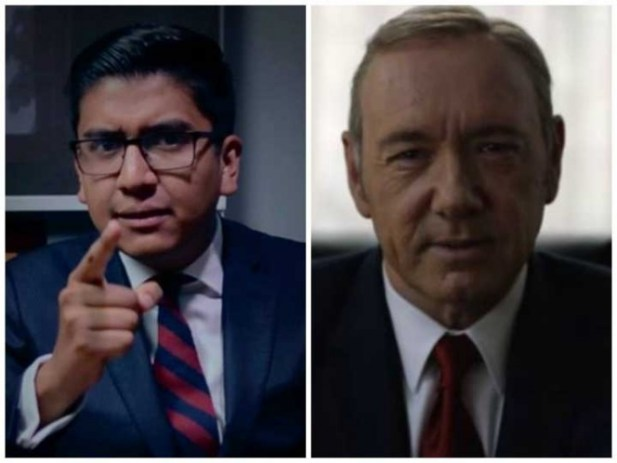 Copia mensaje de 'House of Cards' exalcalde de Texoloc