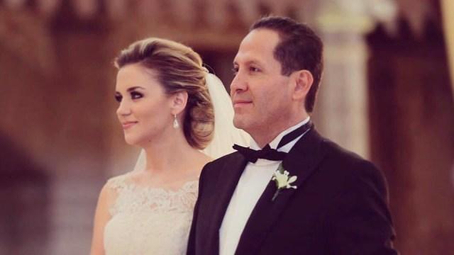 Así fue la boda de Eruviel Ávila