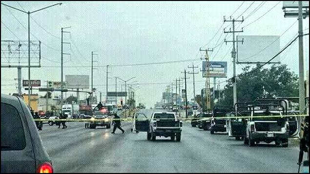 Alertan en Reynosa por detonaciones