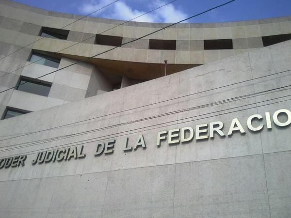 Se manifiestan empleados del Poder Judicial de la Federación