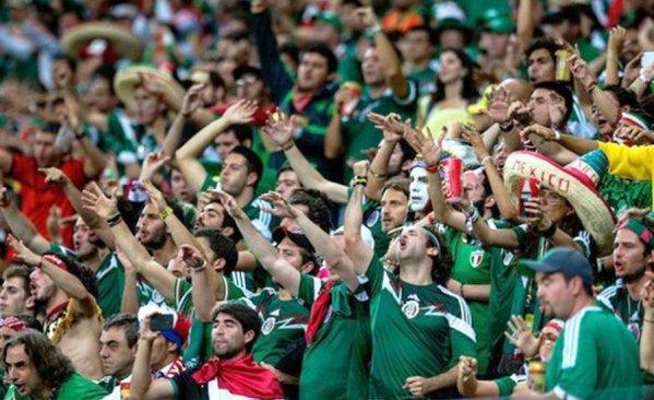 Advierte FIFA  a México sobre grito homofóbico