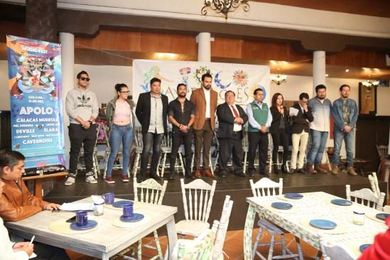 """""""Rodada Music Fest"""" trae conciertos en apoyo de grupos vulnerables"""