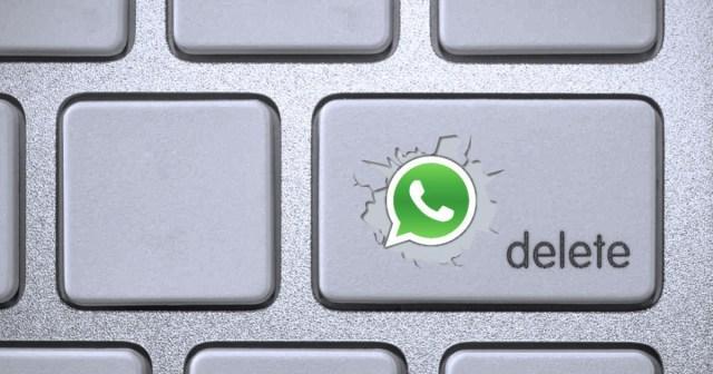WhatsApp al rescate de quien mete la pata; Ya Puedes borrar un mensaje enviado!!