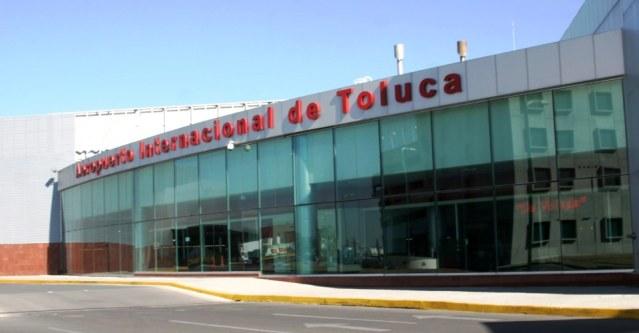 Aeropuerto de Toluca aumentará vuelos a Guadalajara y Acapulco