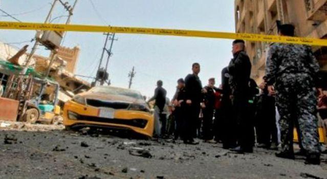 Acto suicida deja 20 muertos y 34 heridos en mercado